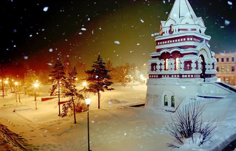 Как встретить Новый год 2017 в Омске?