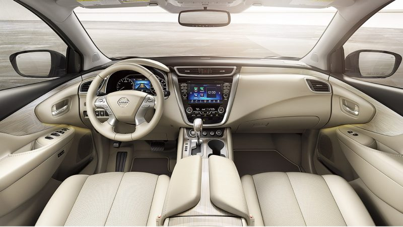 2015-nissan-murano-premium-leather-interior