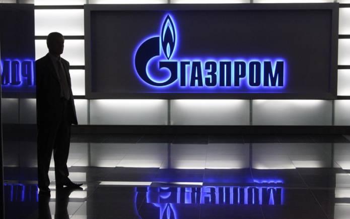 Акции Газпрома 2017.