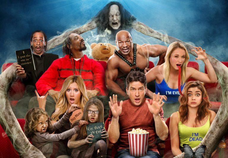 Худшие фильмы 2017 года