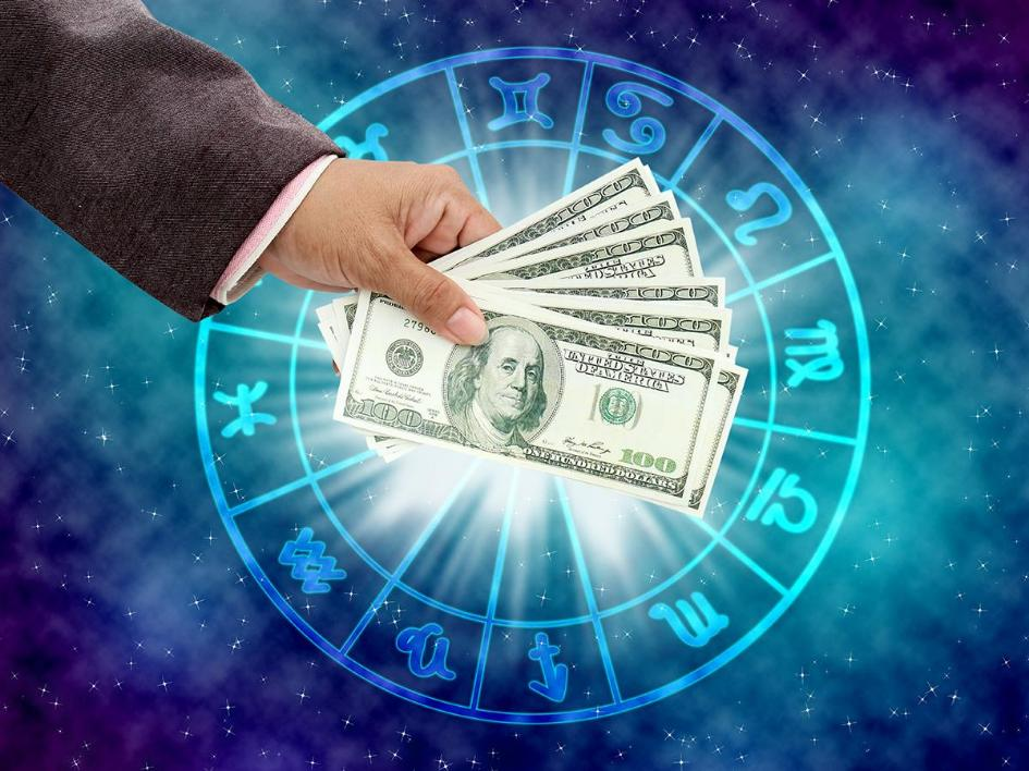 Денежный гороскоп для всех знаков зодиака на 2018 год