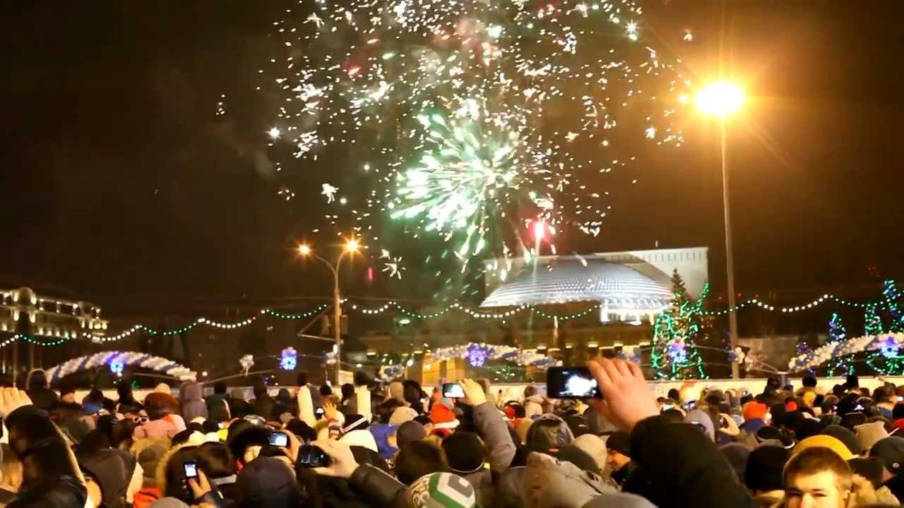 Празднуем Новый год 2017 в Новосибирске