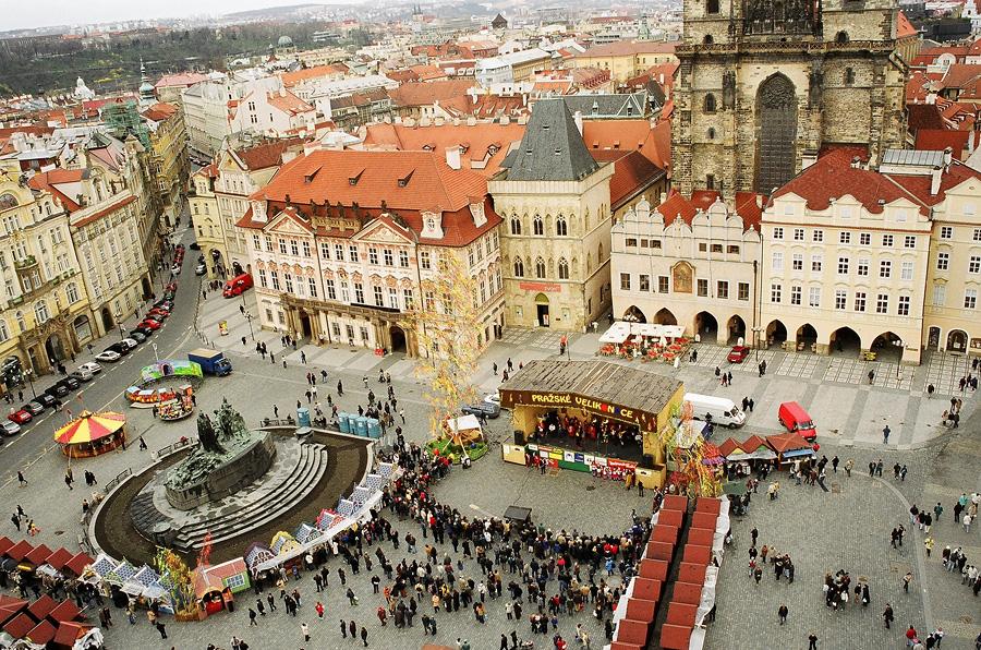 Новогодние туры в Прагу на 2017 год