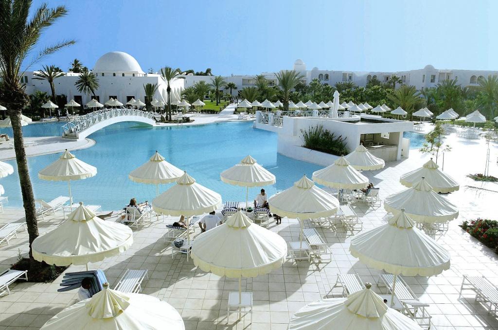 Отдых в Тунисе в январе на новый 2017 год