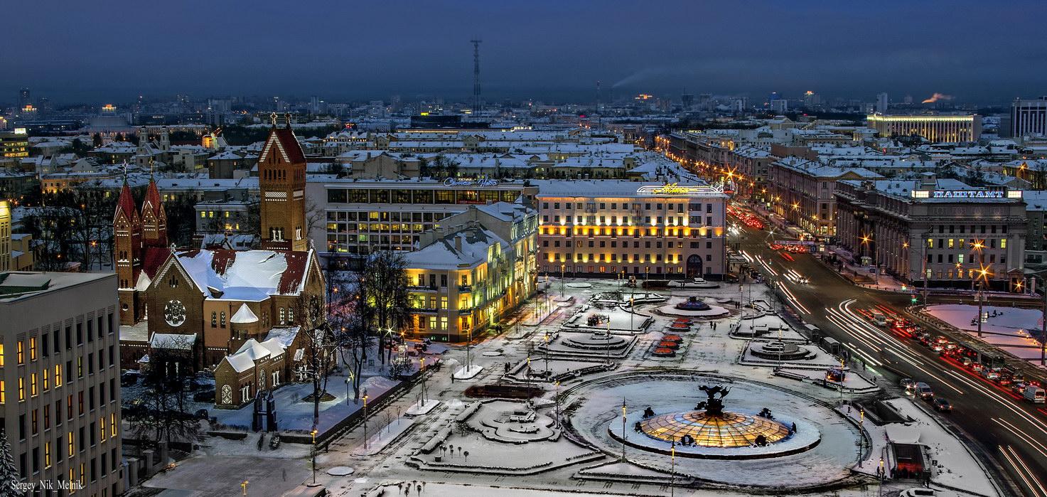 Какой будет зима 2016-2017 в беларусии?
