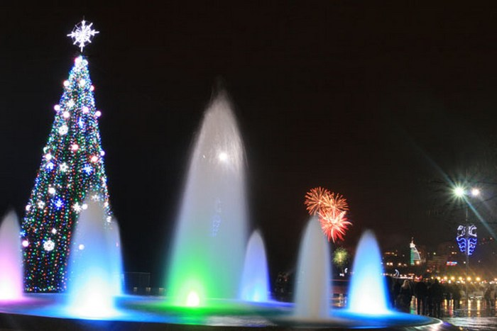 Новый год 2017 в ростове с программой