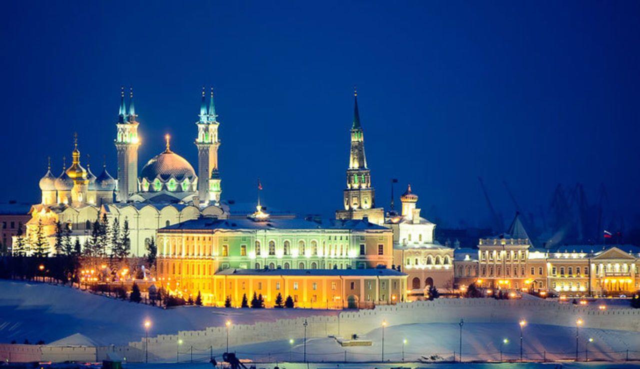 Как провести новогоднюю ночь 2017 в Казани?