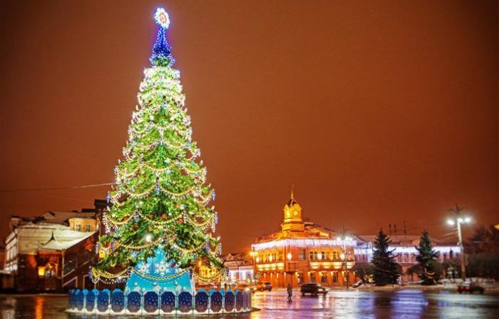 Столица нового года в россии 2017