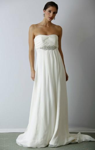 Модные свадебные платья в 2017 году