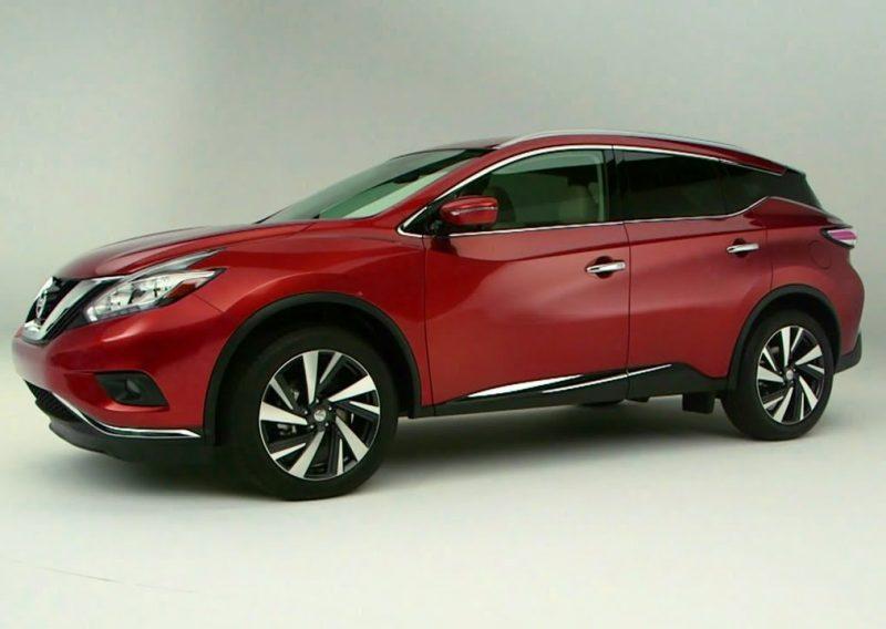 Nissan murano (Ниссан Мурано) 2017 года: характеристики,