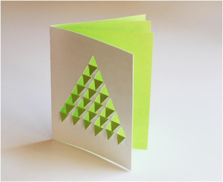 Geometric-Christmas-Tree-Card