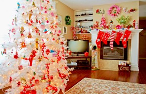 exquisite-christmas-living-room-decor-on-living-room-with-christmas-living-room-decorating-ideas-with-beautiful-white-christmas-design