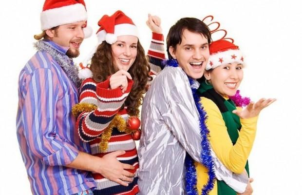 Как весело провести новый год для детей