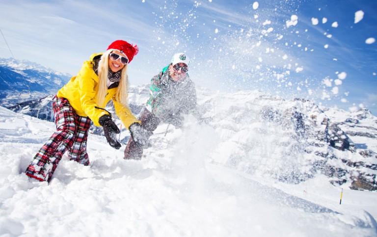 Новый год из екатеринбурга в горах
