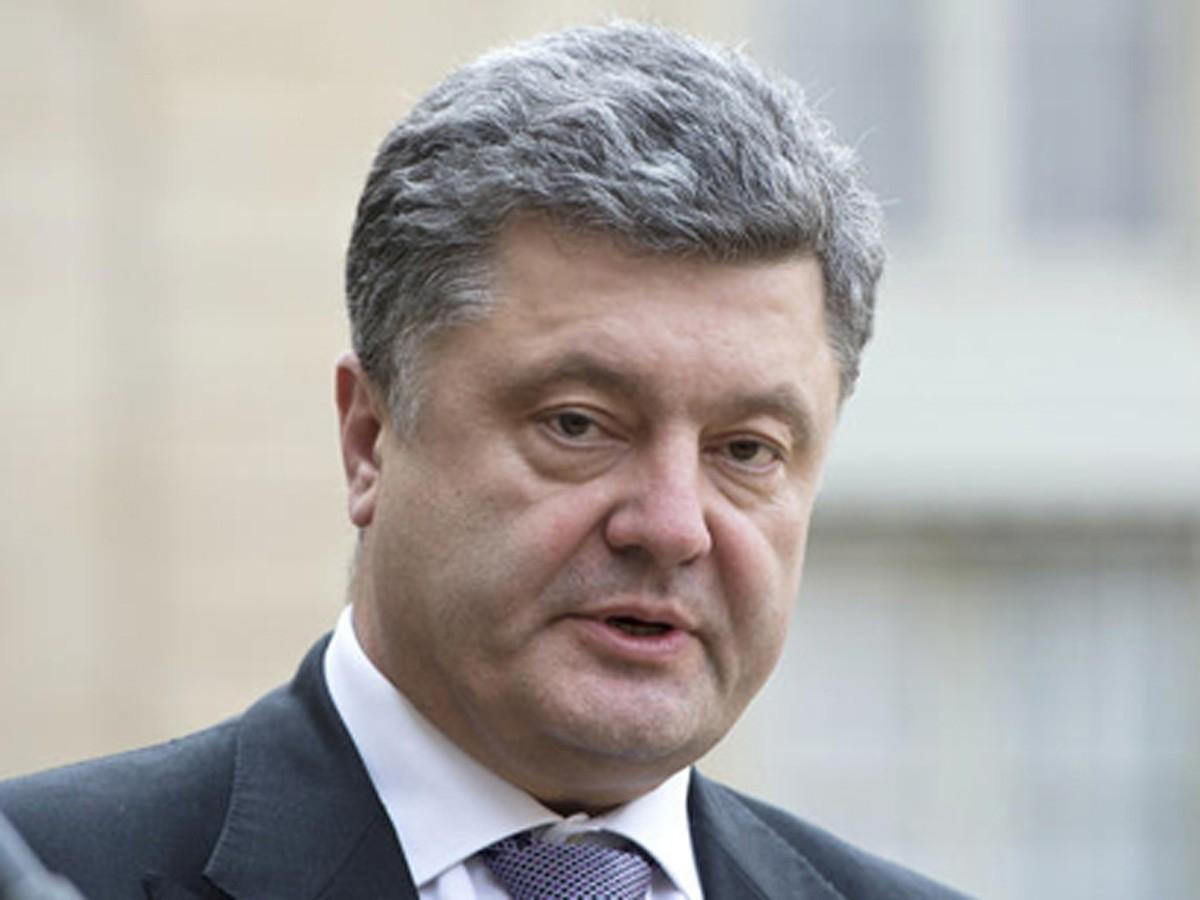 Порошенко заявил, что Трамп никогда не признает присоединение Крыма к России