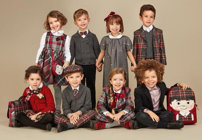 Мода в детской одежде 2018