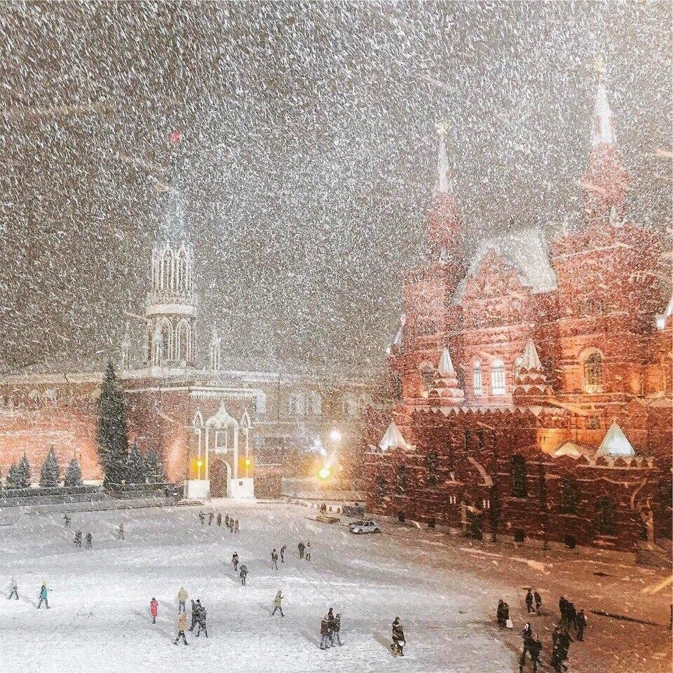 Погода на Новый год 2019 в Москве: прогноз новые фото